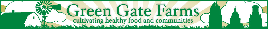 Green Gate Farms logo