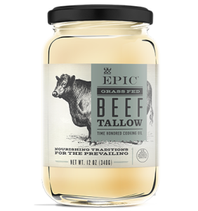 Epic beef tallow